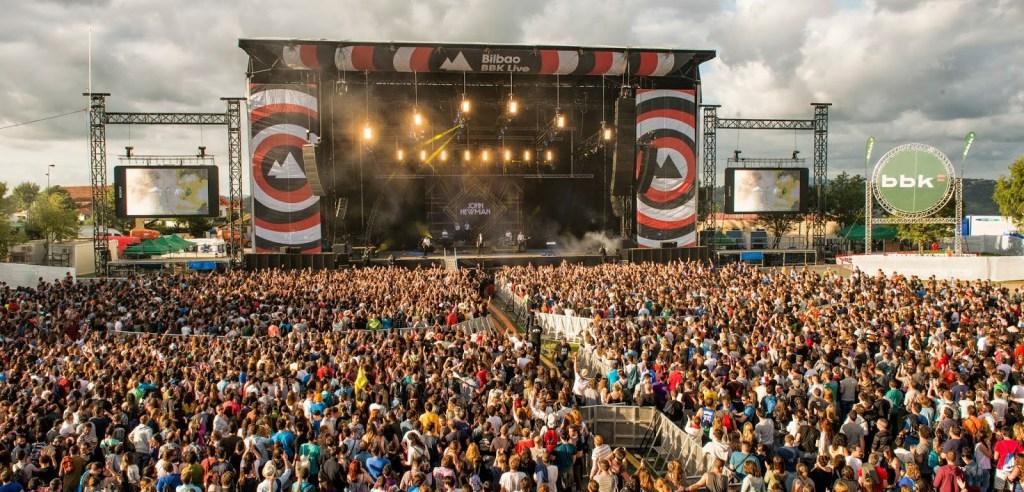 Bilbao BBK Live se posiciona como uno de los mejores festivales de música