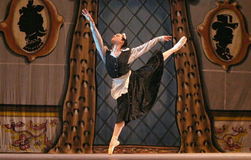 El Ballet Nacional de Cuba de gira por España 1