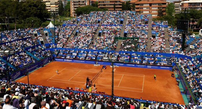 Barcelona acoge la 67ª edición del Torneo de Tenis 'Conde Godó' 1