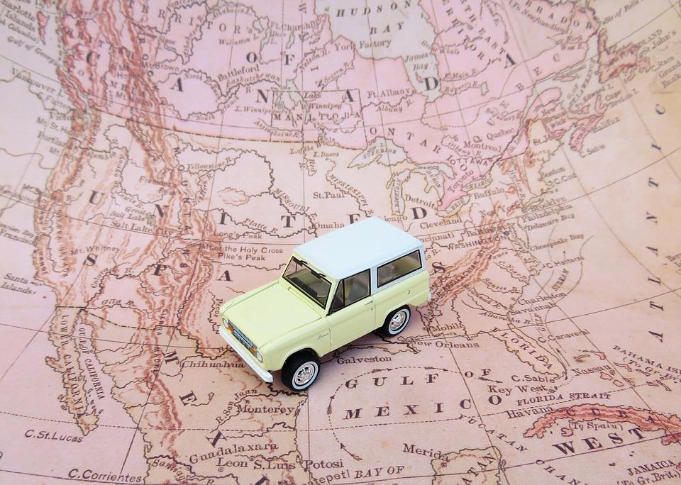 Road trip, algunas de las mejores rutas para viajar en coche 1