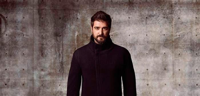 Antonio Orozco llega a Valencia en su gira de conciertos 1
