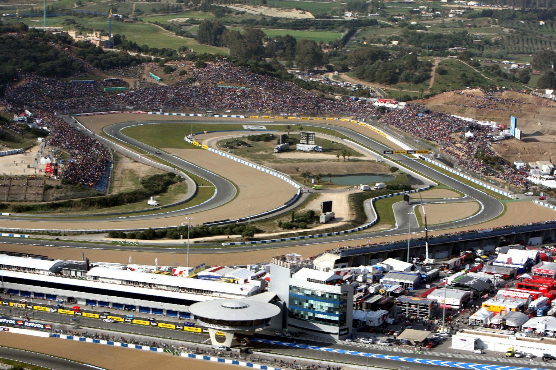 El Gran Premio de España vuelve a Jerez en mayo 1