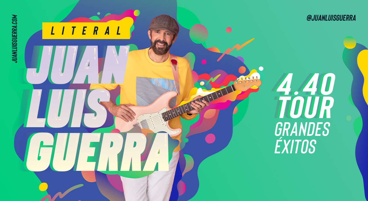 Juan Luis Guerra ofrecerá un concierto en Valencia