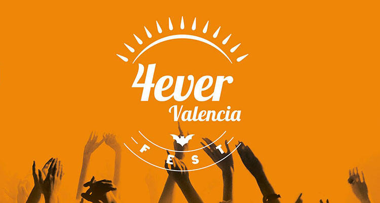 4everFest vuelve a La Marina de Valencia
