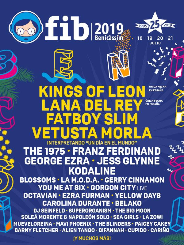 El FIB vuelve a consolidarse como uno de los mejores festivales 1