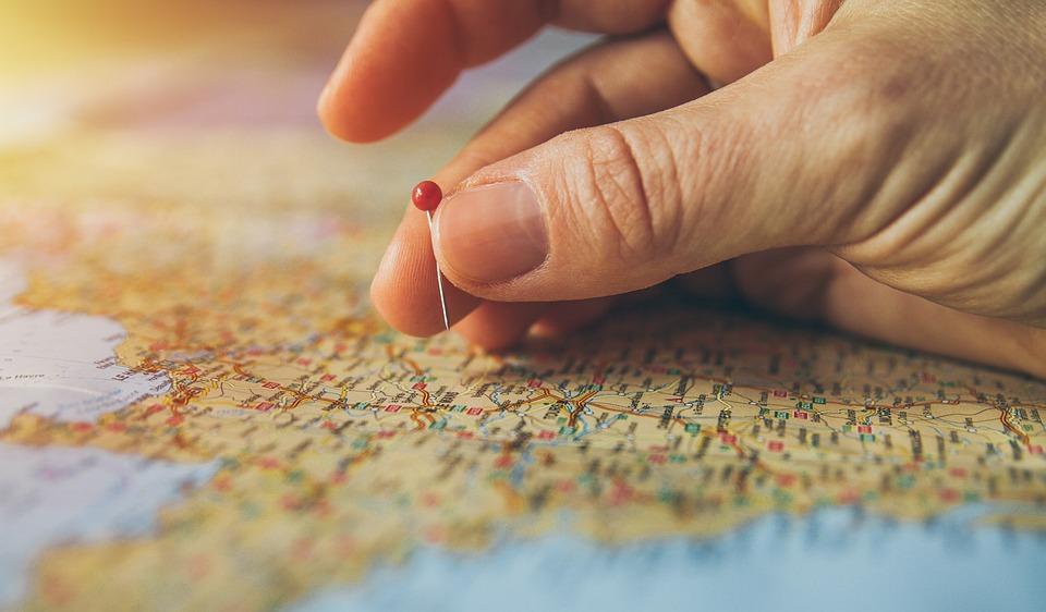 Cómo organizar una ruta para un viaje en dos pasos