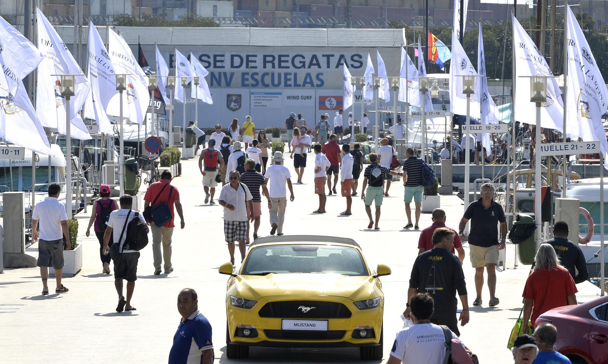 Llega a Valencia una nueva edición de los 'Trofeo SM La Reina'