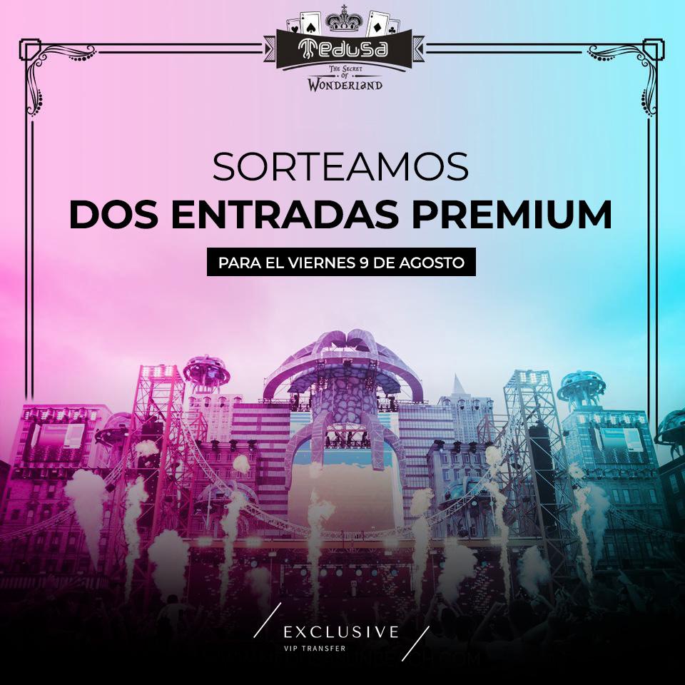 GANADORES – Sorteo de entradas PREMIUM para el Medusa Festival 2019 1