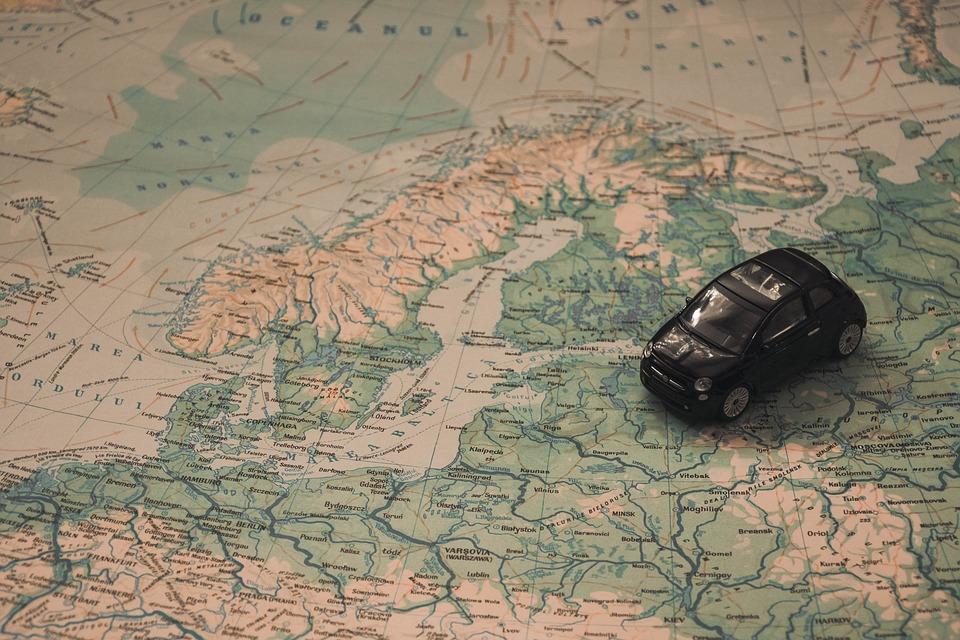 Prepararse para viajar con coche durante el verano 1