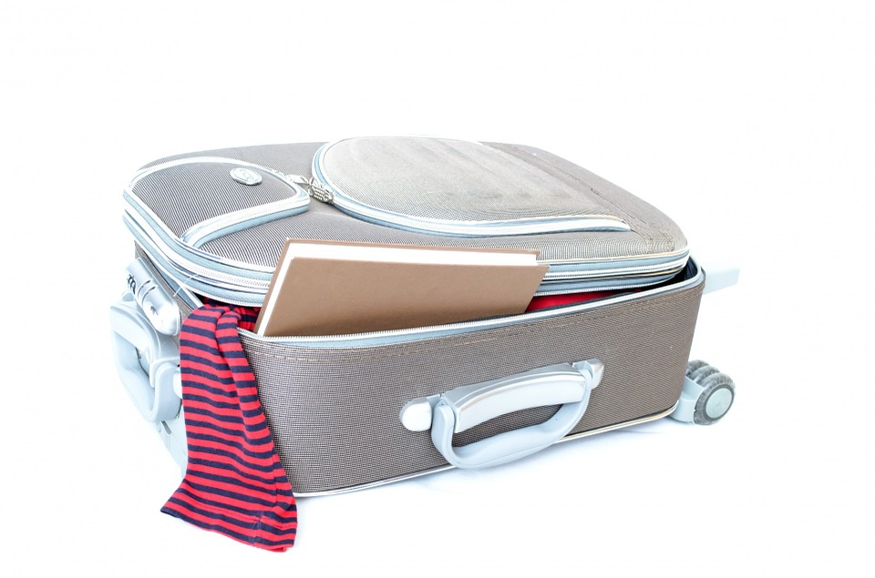 Consejos para ahorrar espacio en tu equipaje en tu próximo viaje.