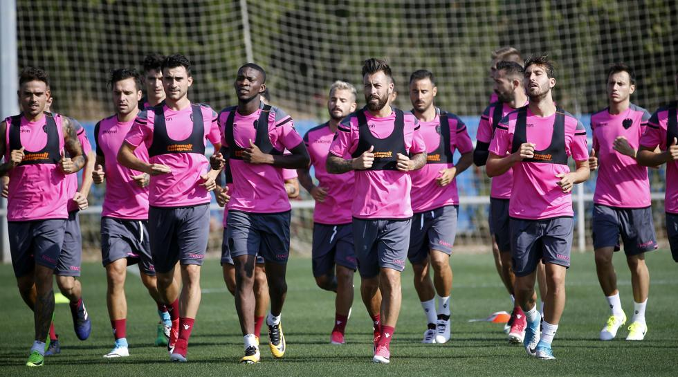 Arranca la pre temporada del Levante UD