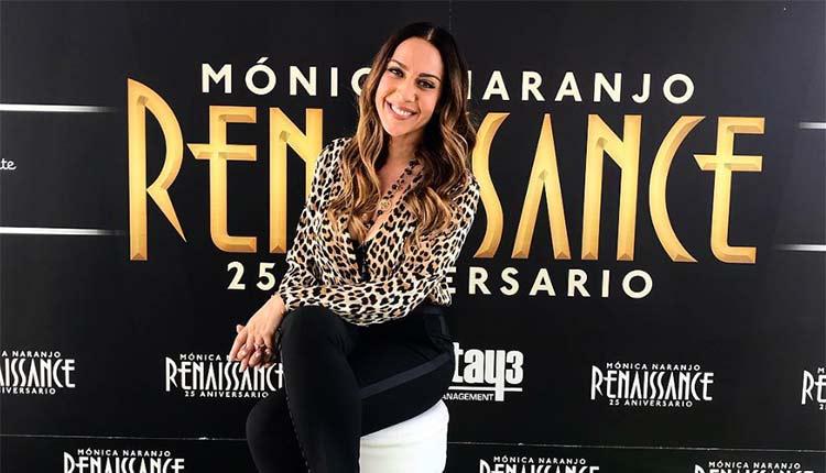 Mónica Naranjo vuelve en un tour musical