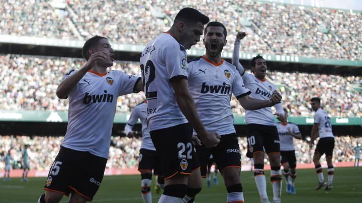 El Valencia recibe al Chelsea en Mestalla en la Champions 1