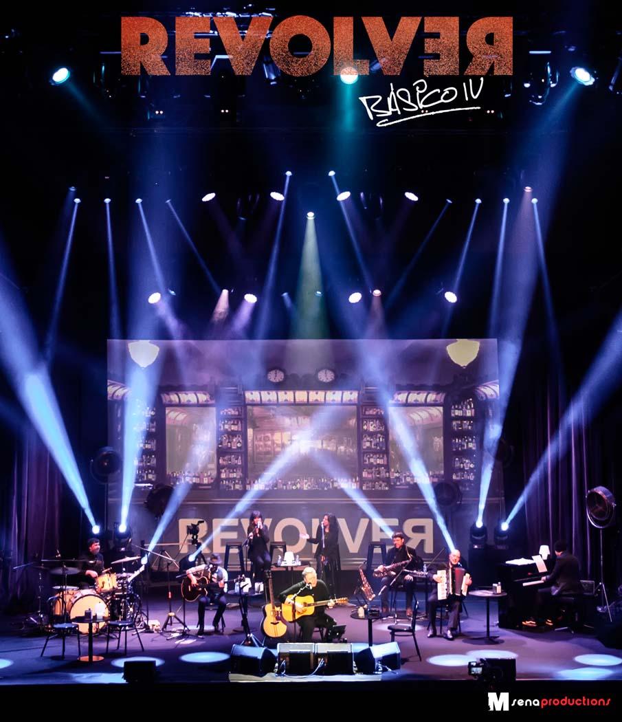Revolver llega a Sevilla en concierto 1