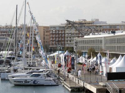 Valencia Boat Show desembarca en La Marina