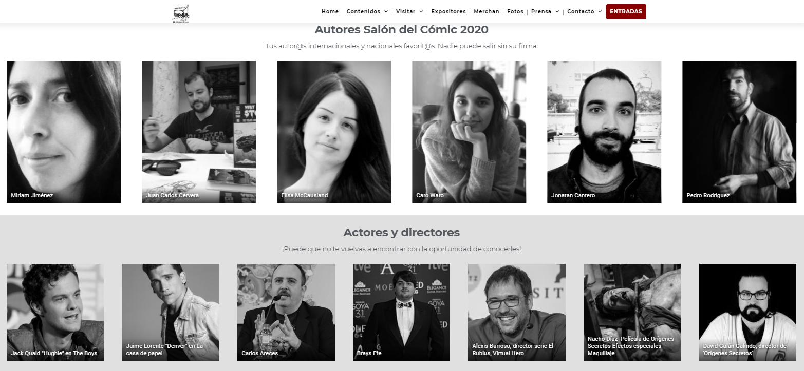 El 'Salón del Comic' abre sus puertas en Valencia durante febrero 3