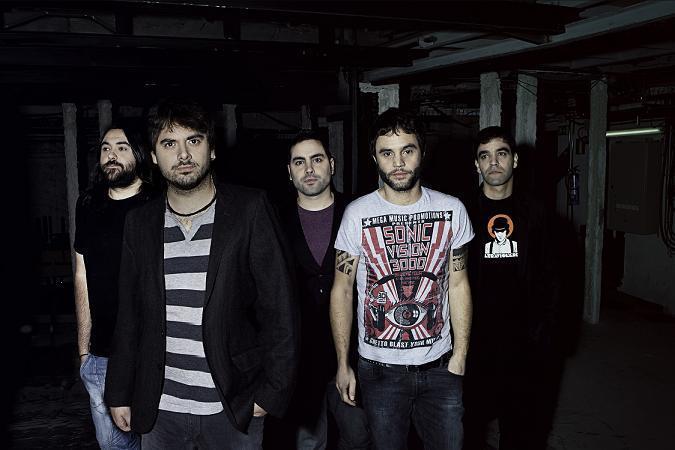 Despistados de concierto en Valencia 1