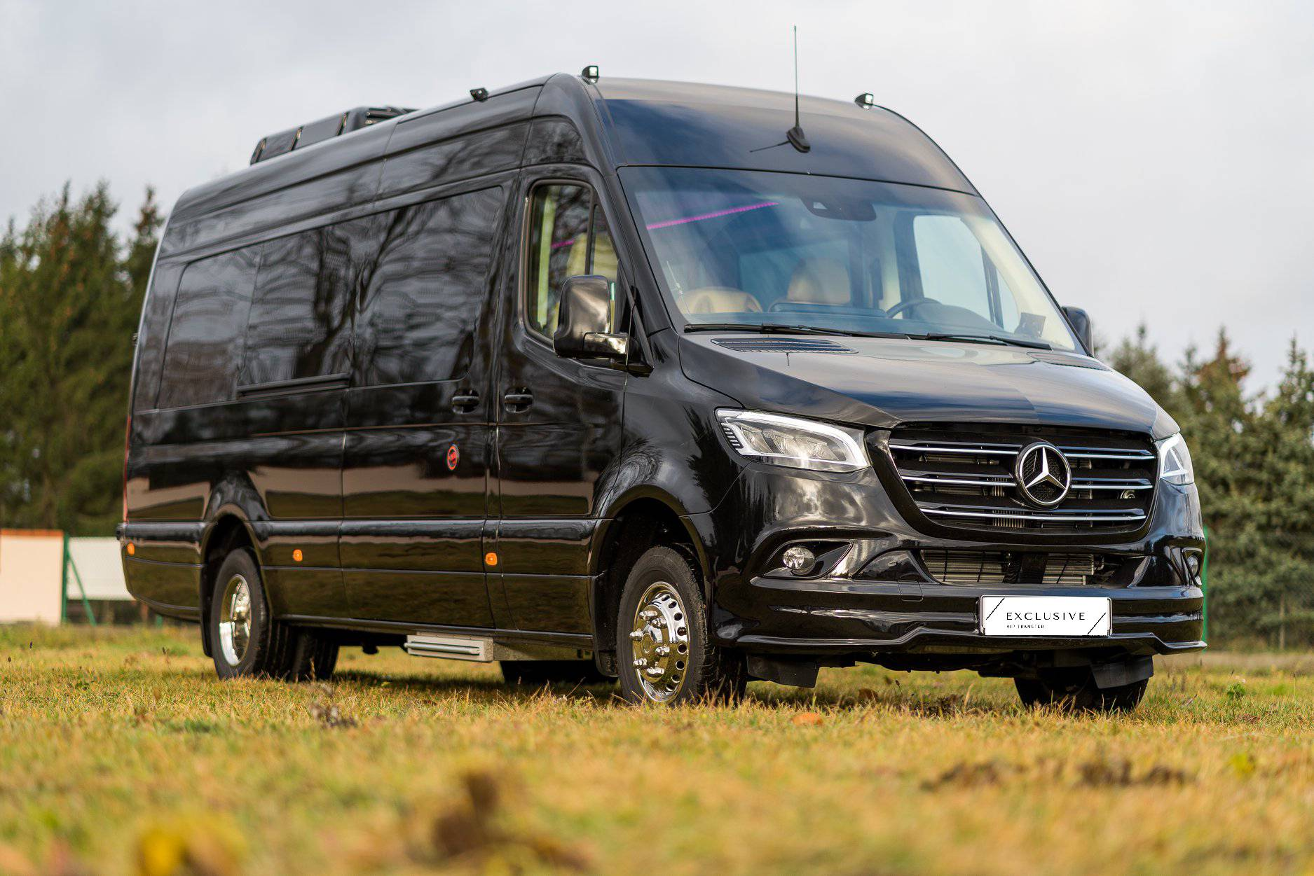 Mercedes Sprinter VVIP 0