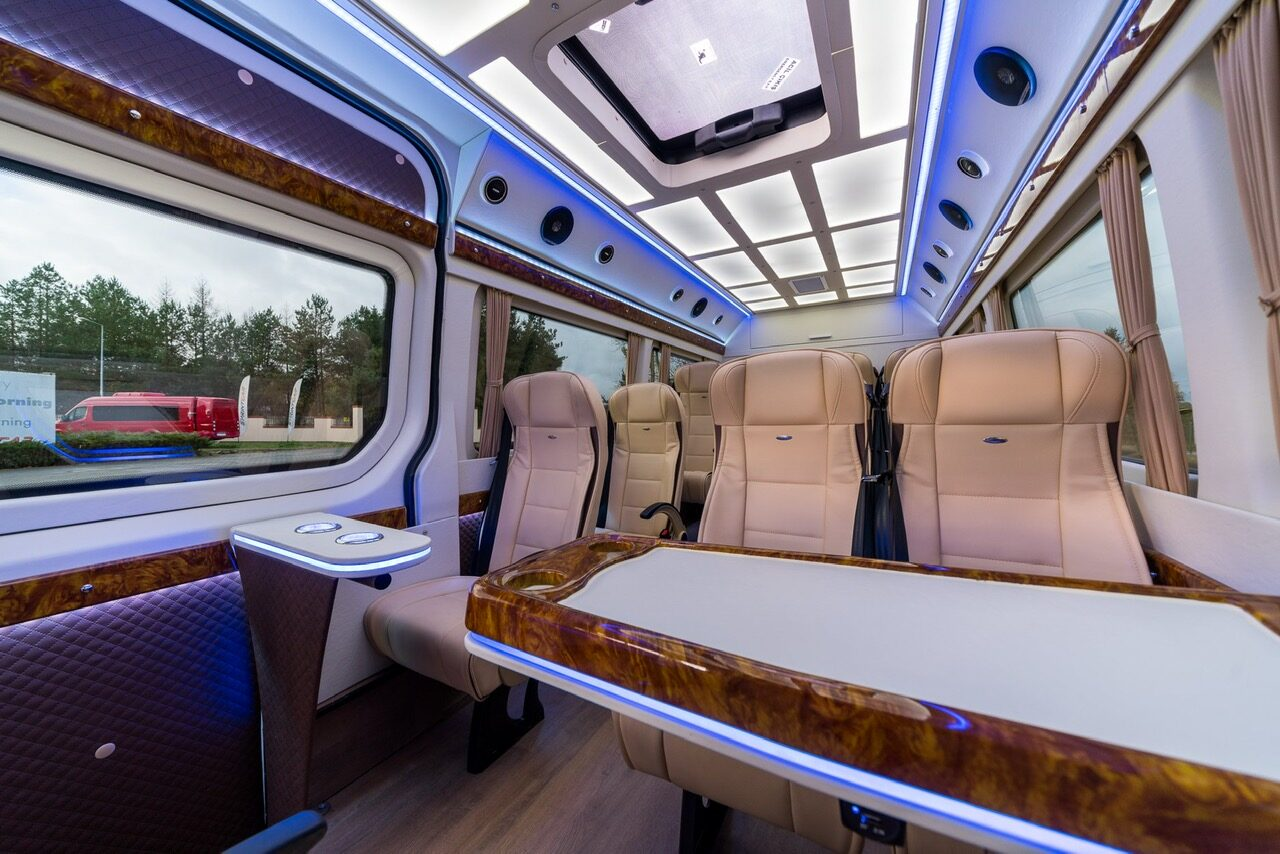 Mercedes Sprinter VVIP 3
