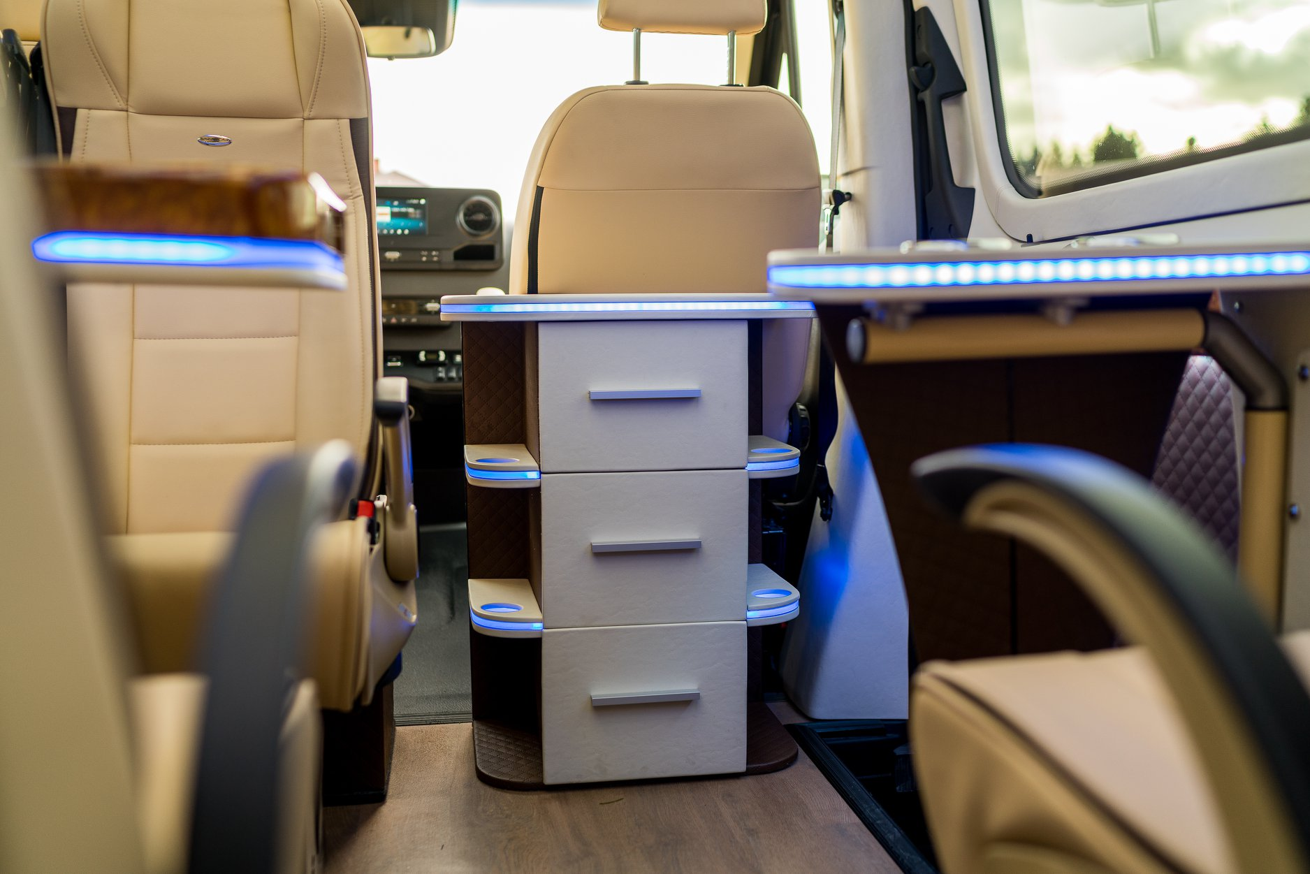 Mercedes Sprinter VVIP 1