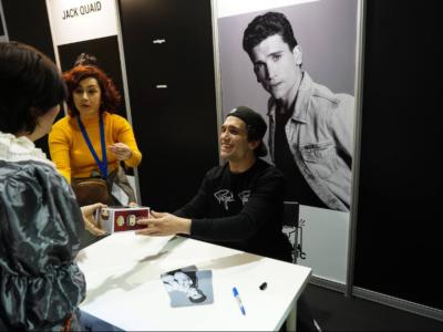 Las leyendas del cómic y los artistas emergentes, en el Salón del Cómic de Valencia
